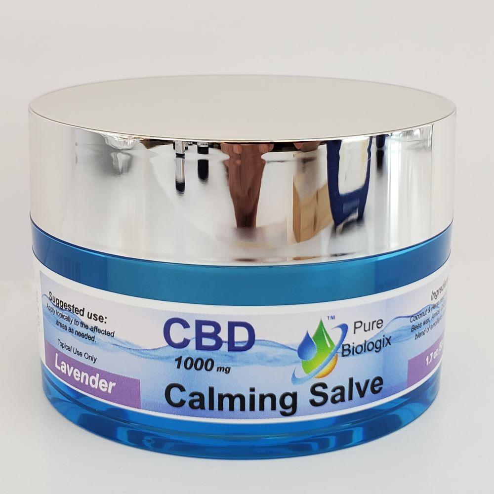 CBD Topical Salve 1000 mg